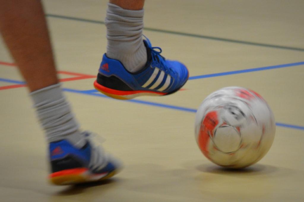 Бутсы-«футзалки» для мини-футбола