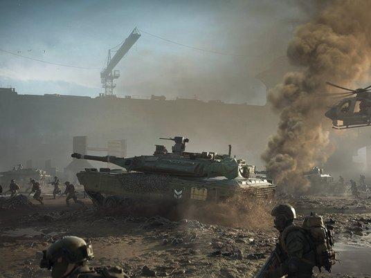 Electronic Arts представила игру Battlefield2042