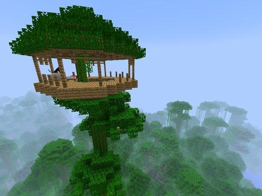 Энтузиаст показал Minecraft среалистичной физикой