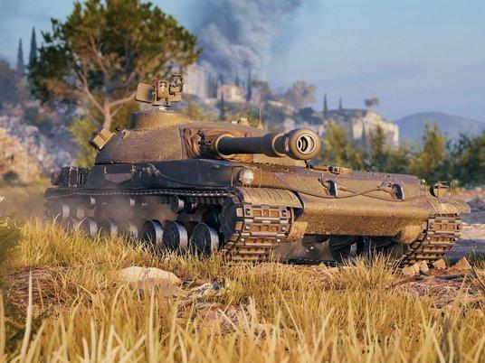 World of Tanks получит новые танки икарту