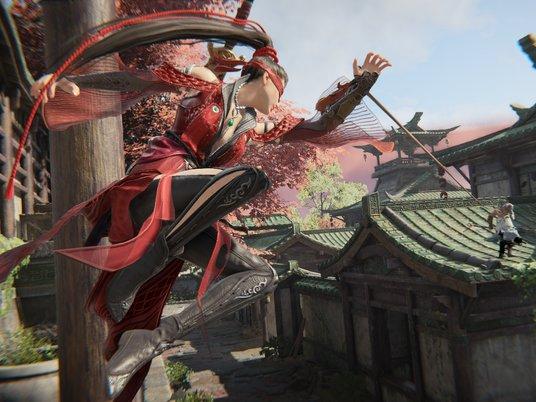 Вышла новая «королевская битва» Naraka: Bladepoint