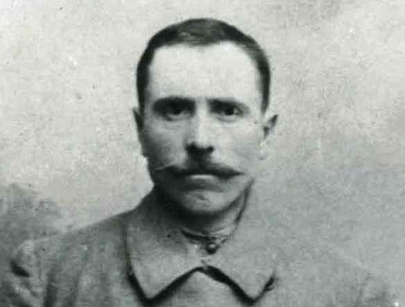 Основатель рабочей династии Баранчиковых Василий Терентьевич