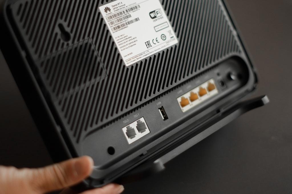 Задняя крышка роутера «Игровой RT-X»