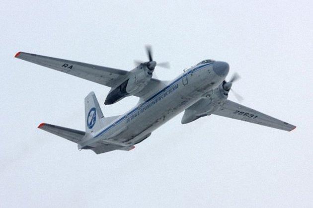 Самолет Ан-26 пропал подХабаровском