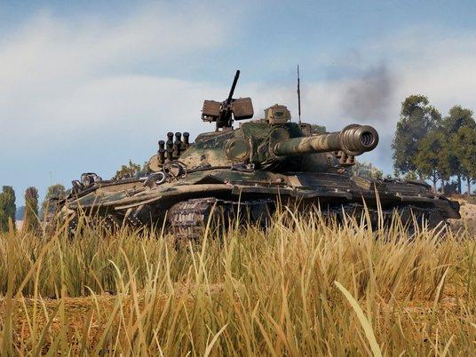 Разработчики World ofTanks усилили китайские танки