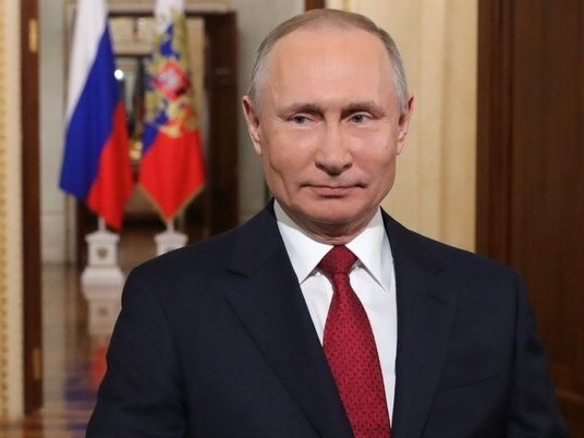 Путин поздравил победителей чемпионата поDota2