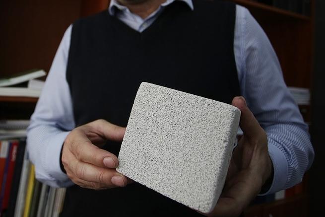 Ученые изобрели прозрачный бетон