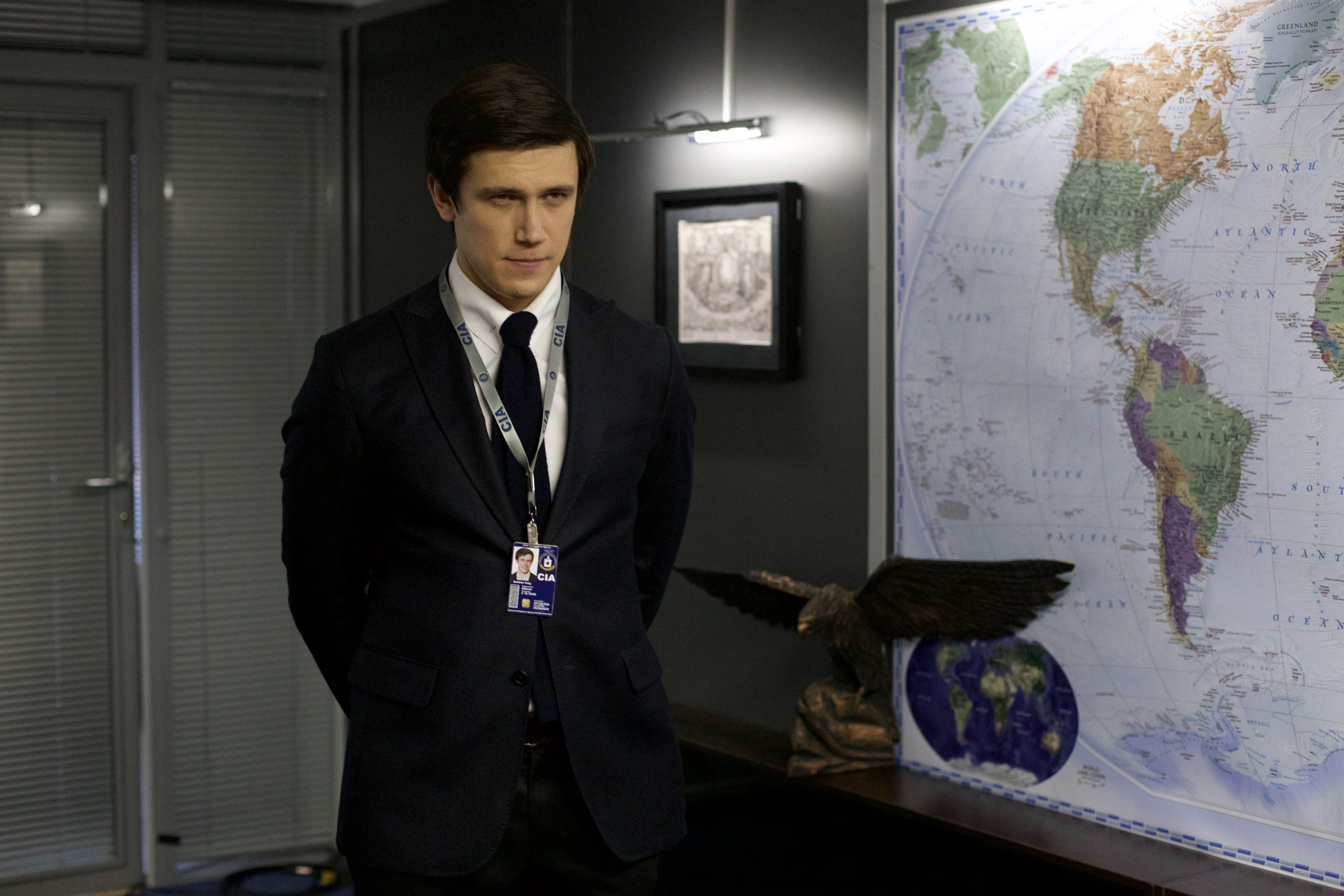Новая комедия про американского шпиона стартует на ТНТ